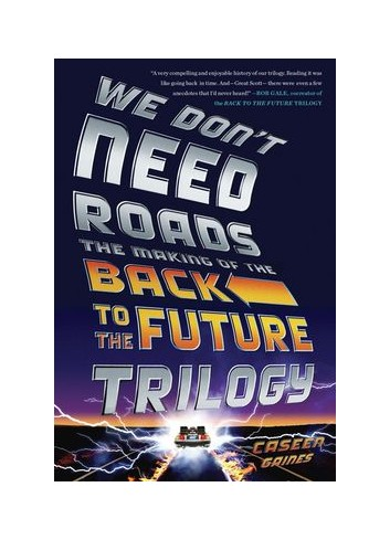 We Don't Need Roads (İngilizce Kitap)
