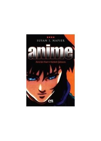 Anime Sineması Akira'dan Hawl'ın Hareketli Şatosuna (Kitap)