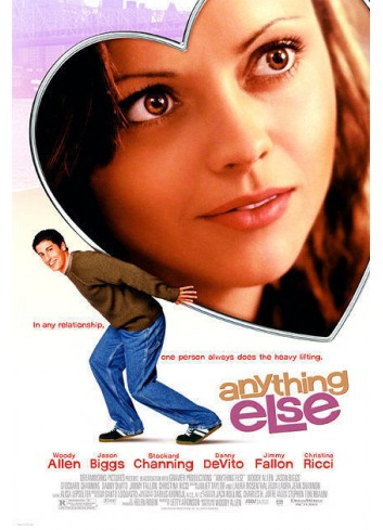 Anything Else (Dvd)
