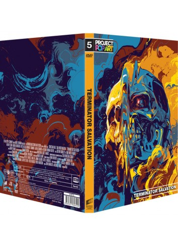 Terminator Salvation - Project Pop-art (Dvd)