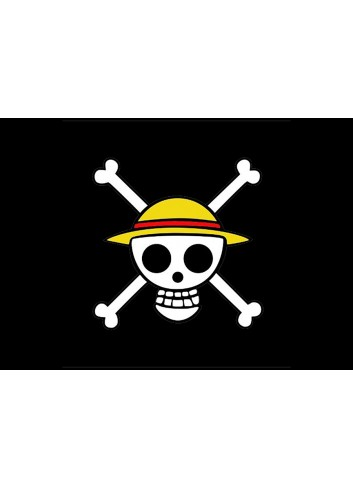 One Piece Korsan Bayrak