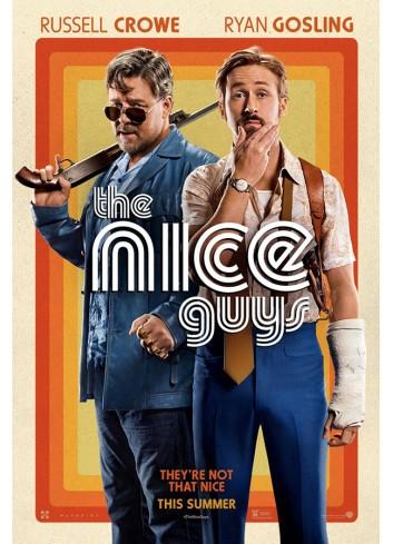 The Nice Guys 01 Poster 35X50