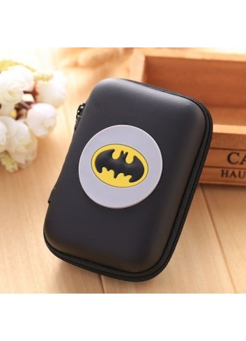 Superman & Batman Mini Square Purse