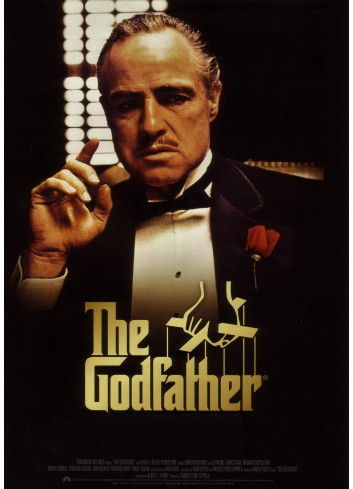 The Godfather 02 Poster 35X50
