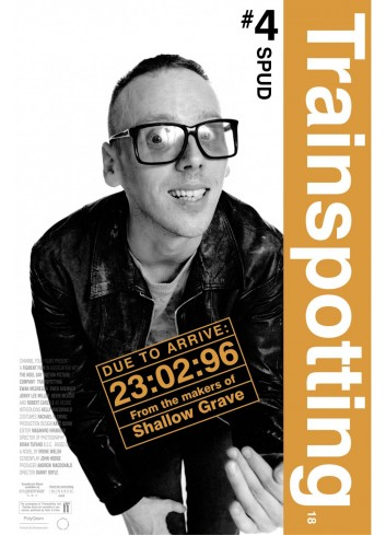 T2 Trainspotting 01 Poster 35X50