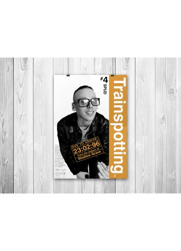 Trainspotting T2 01Poster 35X50