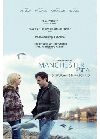 Manchester By The Sea 01 Poster 35X50