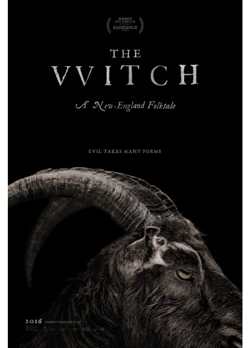 The Witch 01 Poster 35X50