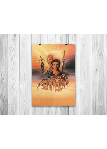 Mad Max 01 Poster 35X50