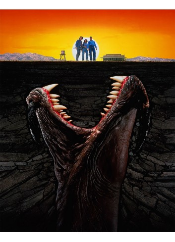 Tremors 01 Poster 35X50