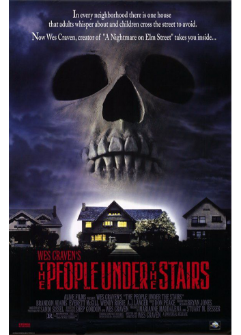 The People Under the Stairs (Blu-Ray)