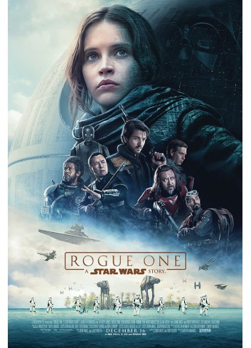 Star Wars Rouge One 02 Poster 35X50