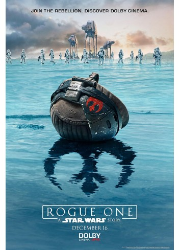 Star Wars Rouge One 03 Poster 35X50