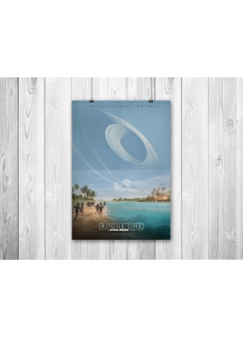 Star Wars Rouge One 04 Poster 35X50