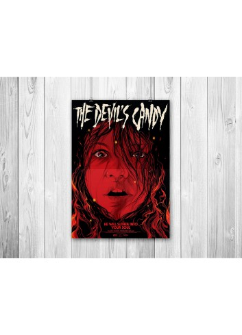 The Devil's Candy Poster 35X50