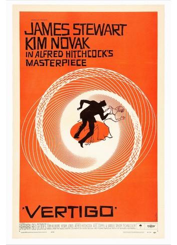 Vertigo Poster 35X50