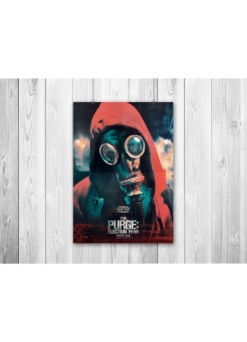 The Purge : Election Year 01 Poster 35X50
