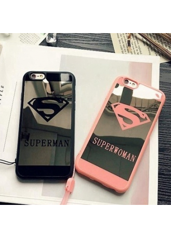 Superman IPhone 8 Case Soft Silicone