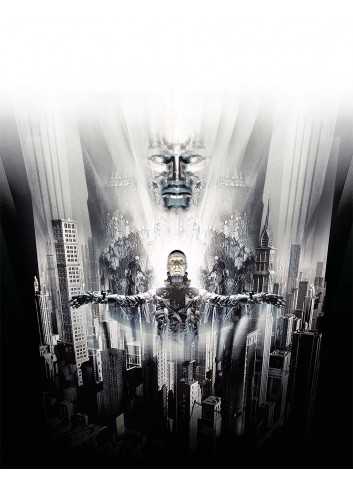 Dark City Poster 35X50
