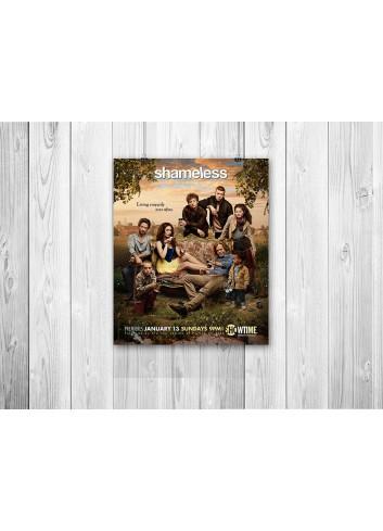 Shameless Series Poster 35X50