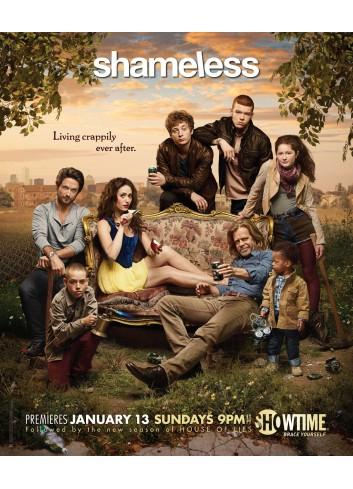 Shamless Series Poster 35X50