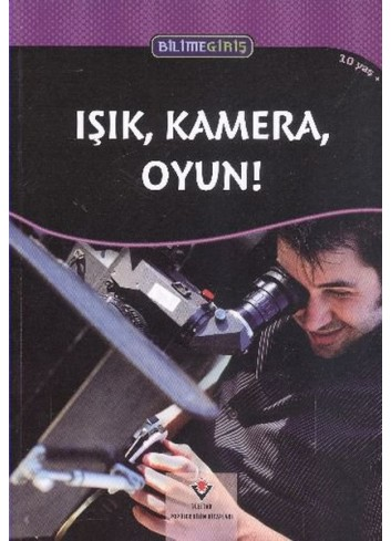 Işık, Kamera, Oyun! (Turkish Book)