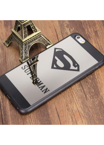 Superman IPhone 8 Silikon Koruma Kabı