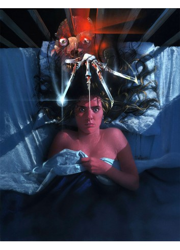 A Nightmare On Elm Street 3 01 Poster 35X50