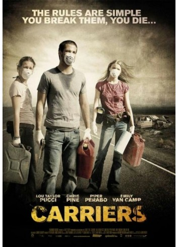 Carriers (Dvd)