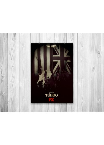 Taboo Series 03 Poster 35X50