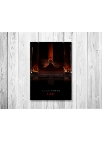 Game Of Thrones Series 02 Poster 35X50