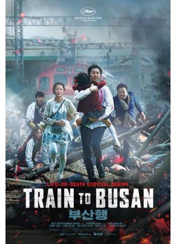 Train to Busan (Dvd)
