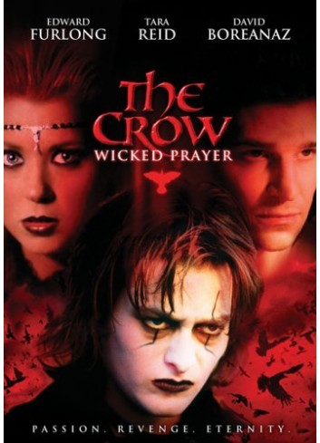 The Crow: Wicked Prayer (Dvd)