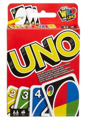 Uno Kart Oyunu (Türkçe)