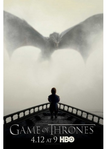 Game Of Thrones Series 06 Poster 35X50