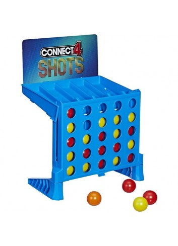 Hasbro Games Connect 4 Shots Game
