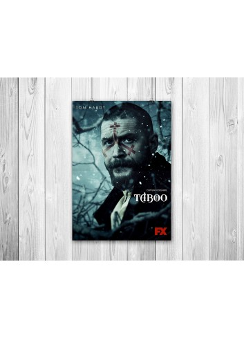 Taboo Series 04 Poster 35X50