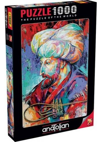 Anatolian Fatih Sultan Mehmet 1000 Pieces Puzzle