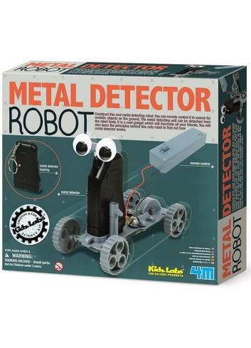 4M Metal Dedektör Robot