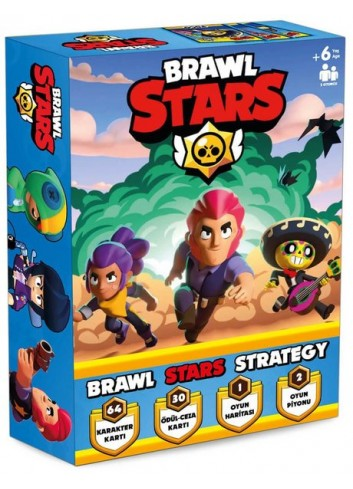 Brawl Stars Kutu Oyun - Strateji (Türkçe)