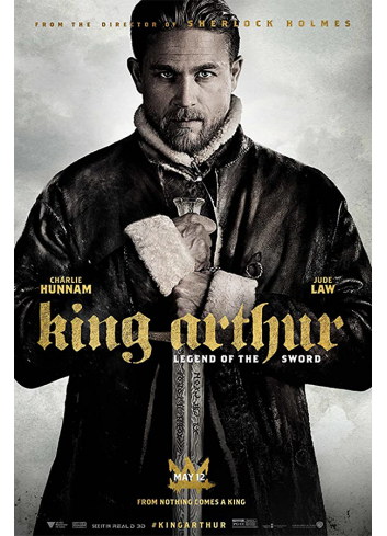 King Arthur: Legend of the Sword (Dvd)