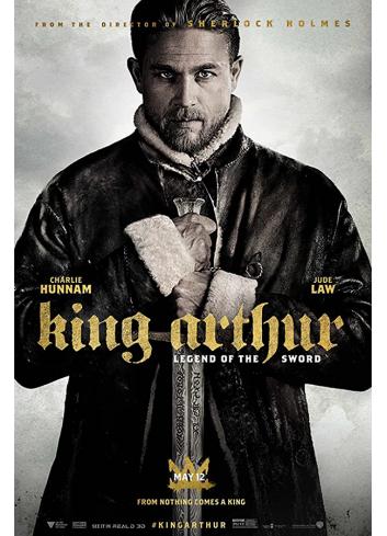 Kral Arthur: Kılıç Efsanesi (Dvd)