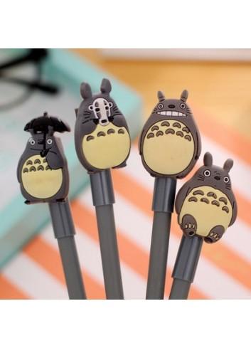 Totoro Kurşun Kalemler 4 Adet