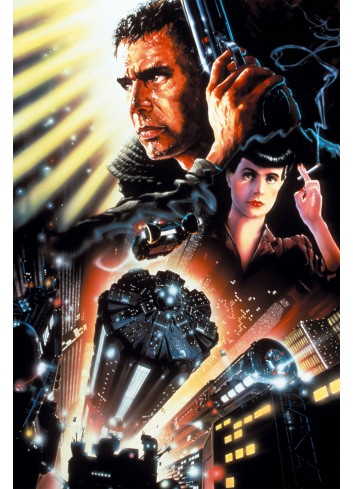 Blade Runner Poster 35X50