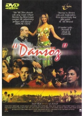 The Belly Dancer (Dvd)