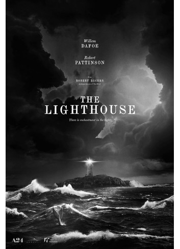 The Lighthouse 02 Poster (35x50)