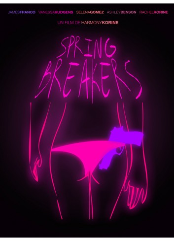 Spring Breakers 01 Poster (35x50)