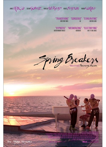 Spring Breakers 02 Poster (35x50)