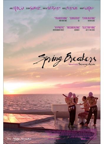 Spring Breakers 02 Poster (35x50)