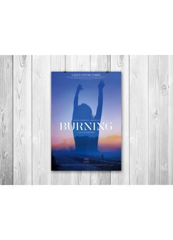 Burning 01 Poster (35x50)